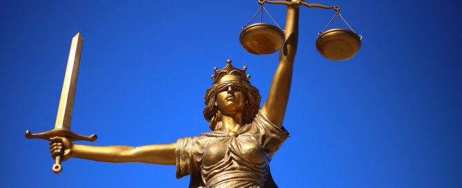 justice libel court law