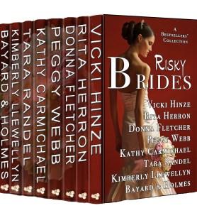 The Spy Bride Risky Brides Boxed Set final Cover