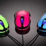 mouse trio