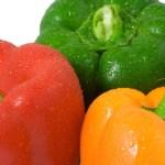 pepper trio