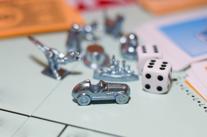 Monopolize Your Indie Author Real Estate