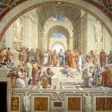 ギリシア哲学は息を潜め、中世を生きのびる