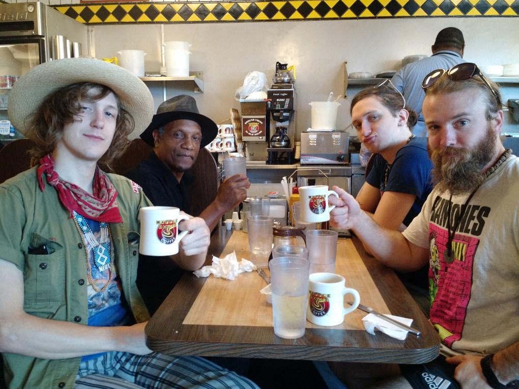 Waffle House - Black Gypsies