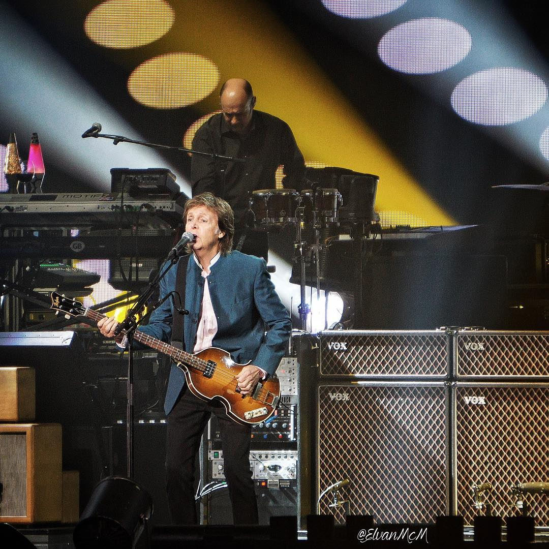 Paul McCartney Rocks Washington DC With 38 Songs A Jimi Hendrix Cover Storytelling Lasers And Fireballs