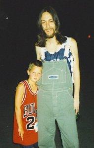 Jeff Gorman and Chris Robinson