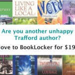 Are you another unhappy trafford author?