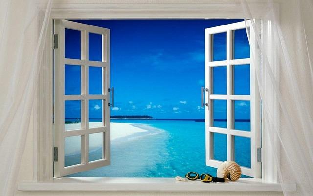 Open-Window and Kayaking Weather!