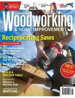 Canadian Woodworking and Home Improvement