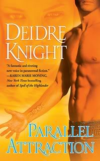 AUTHOR INTERVIEW: Deidre Knight
