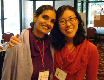 Take 5 with Cindy Pon and Shveta Thakrar: Writing Across Cultural Lines with Verve and Sensitivity