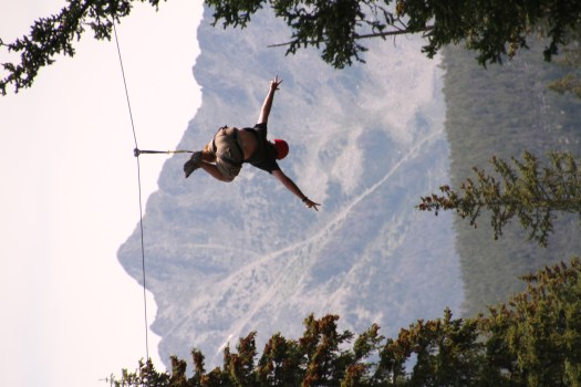 How Book Publicity is Like a Zip Line