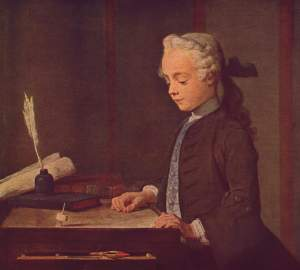 eighteenth century chardin child 1