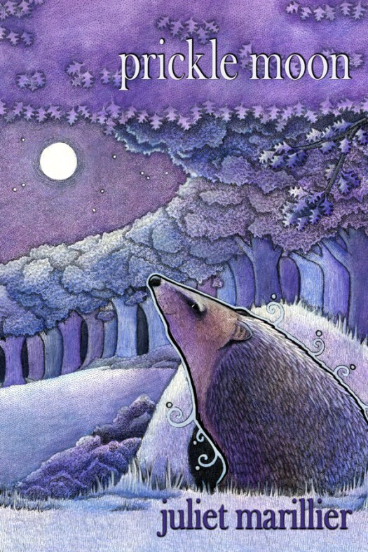 Q&A: Juliet Marillier's Prickle Moon