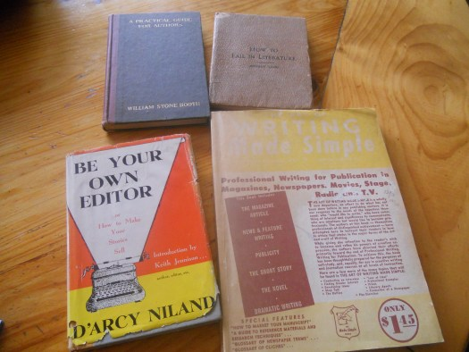 Writers' Guides of the Past