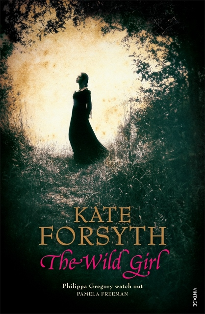 Take Five: Kate Forsyth and The Wild Girl