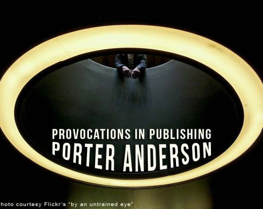 Porter - Provocations in Publishing logo header WU