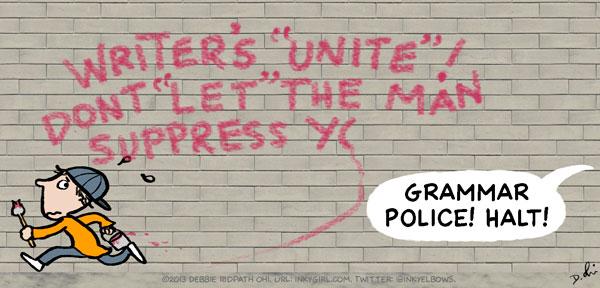 2013-WUBGraffitiGrammarPolice-v2flat600