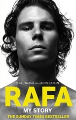 3 July Rafa cover on same page as Jo Rowling cover