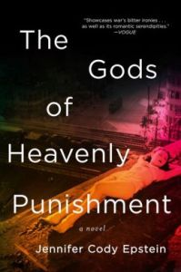 The Gods of Heavenly Punishment PB Cover