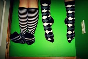 Socks by lindseyy