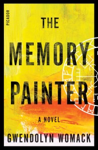 The Memory Painter Cover 061014