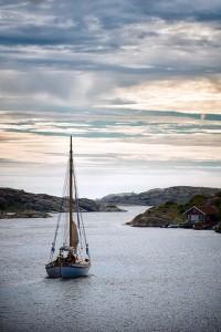 Sail Away by Jo Eriksson