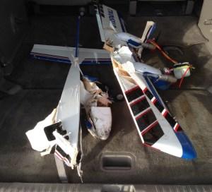 Plane carcass