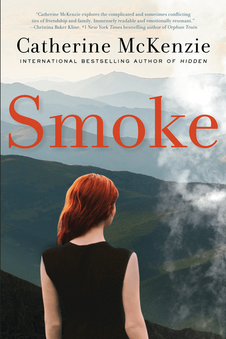 Take 5: Catherine McKenzie and SMOKE