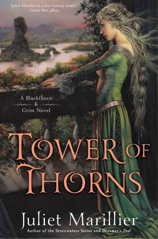 Take Five: TOWER OF THORNS by Juliet Marillier