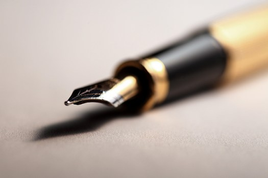The Power of a Fiction Writer's Pen