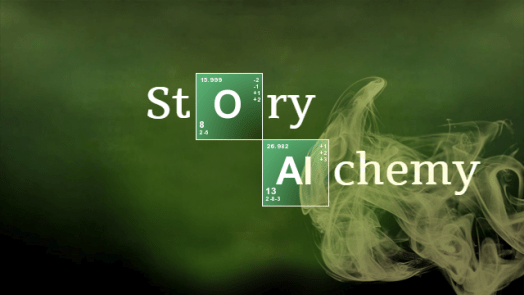 Story Alchemy:  Lessons from Breaking Bad