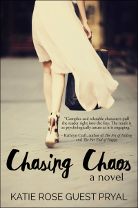 Pryal Chasing Chaos Cover