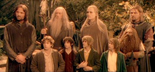 A Hobbit's Guide to Launching Your Book