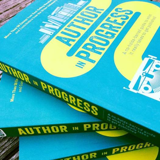 Announcing Two Author in Progress Events, a Final UnConference Flash Sale, and Mini Books
