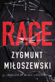 Rage cover by M.S. Corley