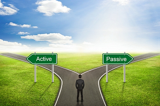 Active or Passive?