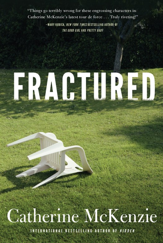 Take Five: Catherine McKenzie and Fractured