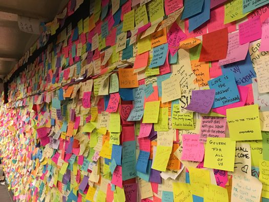 union-square-subway-stickies