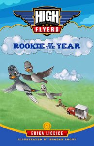 High Flyers: Rookie of the Year cover