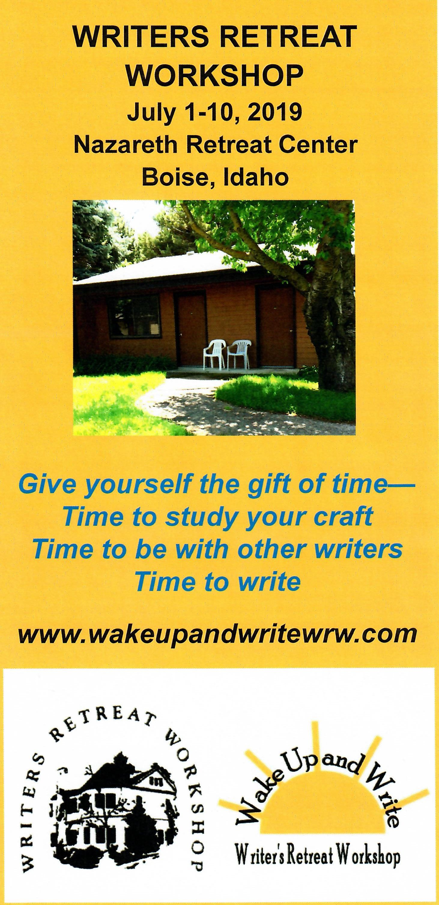 Writers Retreat Workshop