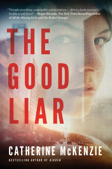 Take Five: Catherine McKenzie and The Good Liar