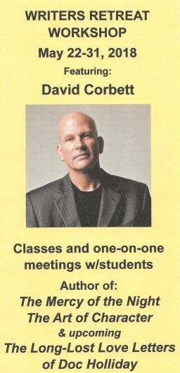 'Writers Retreat Workshop' Supports WU