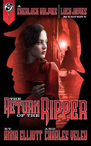 Take Five with Anna Elliott: The Return of the Ripper