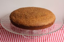 orange olive oil cake recipe | writes4food.com