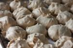 chocolate nut meringue cookies | writes4food.com