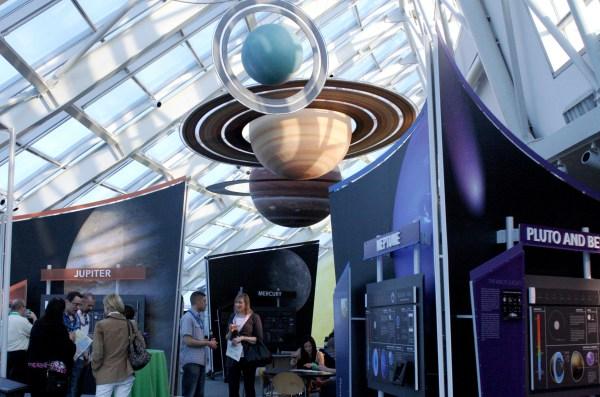 Adler Planetarium Write Science