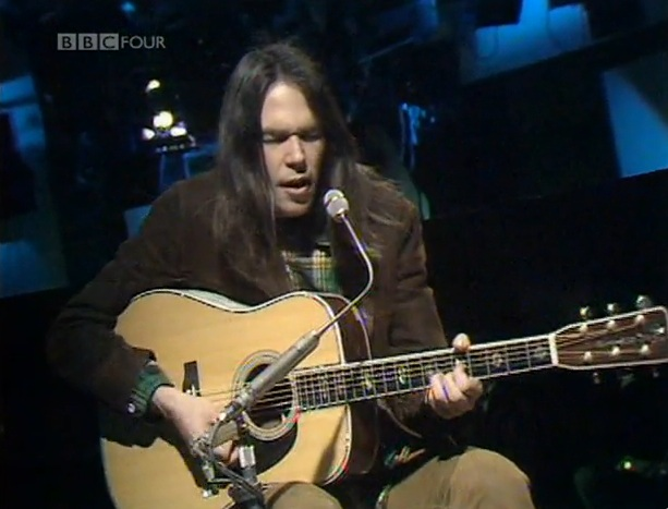 Something about Neil Young