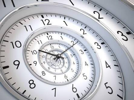 Something about borrowed time
