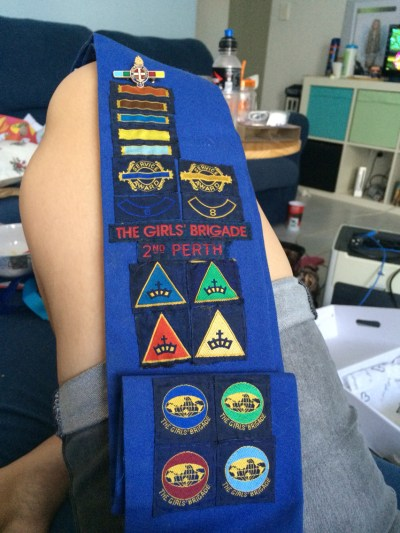 Something about badges