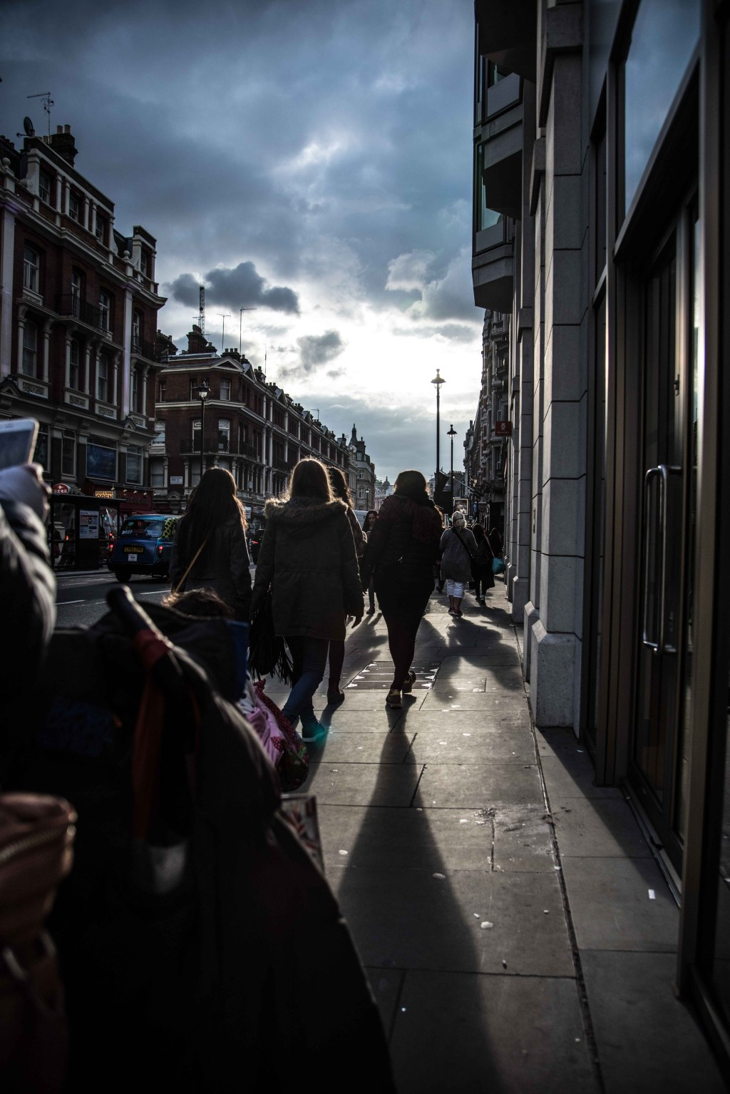 Something about the streets of London